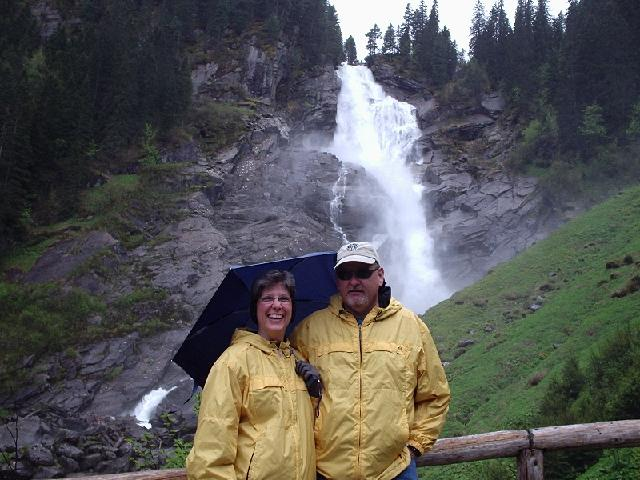 Charles and Belinda Bennett of Dallas, Texas