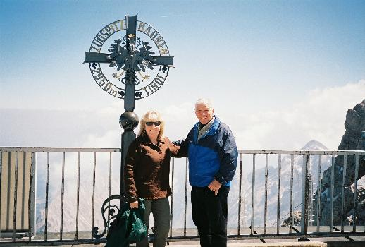 Jim and Linda Thoreson of Big Sky, Montana 