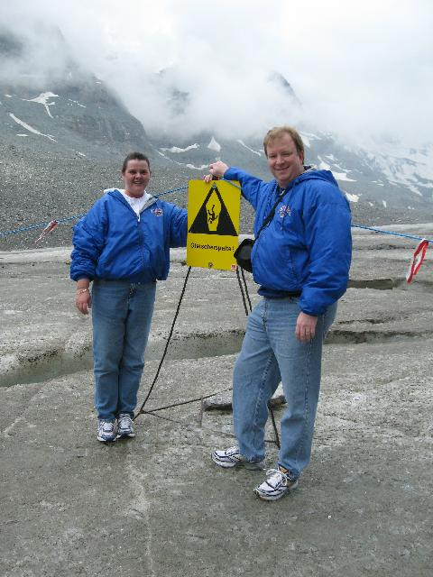 Lisa and Michael Watkins 